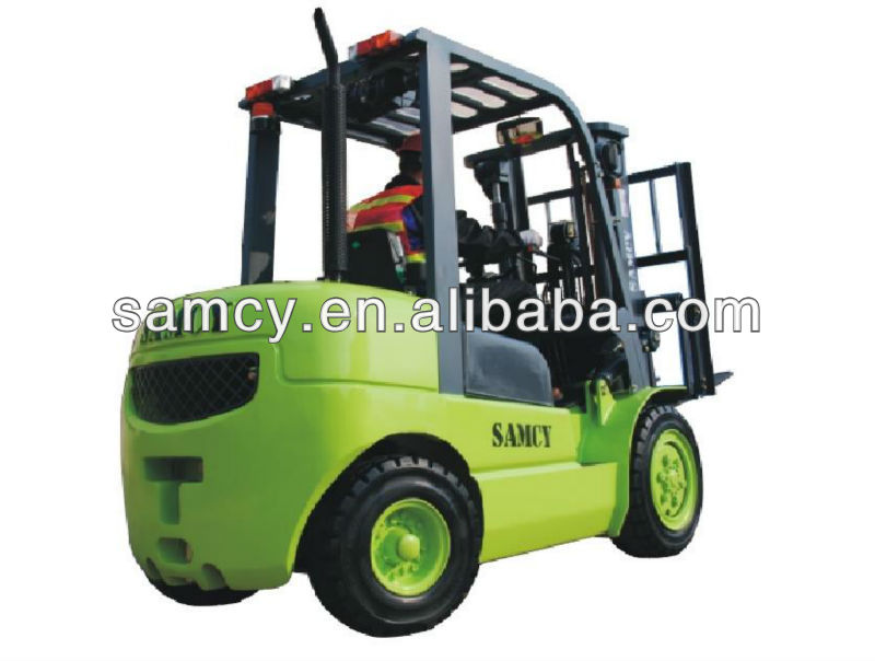 used electric forklift battery