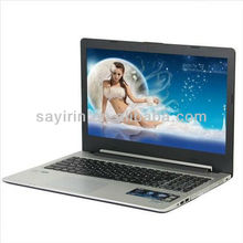 15.6 inch Laptop 4GB DDR3 750GB cheap laptop