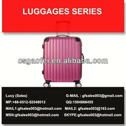 best and hot sell luggage cute girl luggage for luggage using