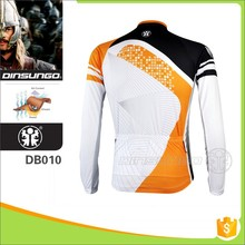 custom long sleeve cheap cycling clothing cycling wear cycling jersey