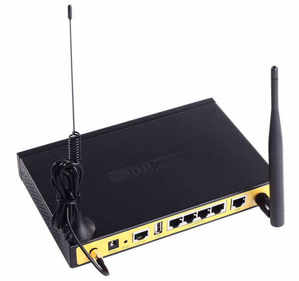 Home Monitoring Security Systems M2M Cellular 3g dual sim 3g router wireless IPSEC DINRail gsm 3g vpn router