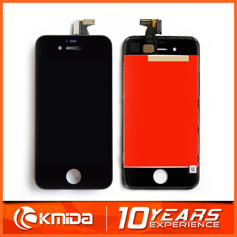 Mobile Phone LCD for iPhone 4S LCD Screen + Touch Digitizer