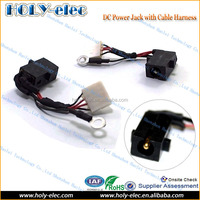 Haolei Factory Price DC Power Jack For Toshiba Tablet AT105 Power Cable Connector (PJ478)