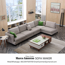 modern fabric living room furniture fabric couch sectional fabric sleeper sofa velvet sectional sofa