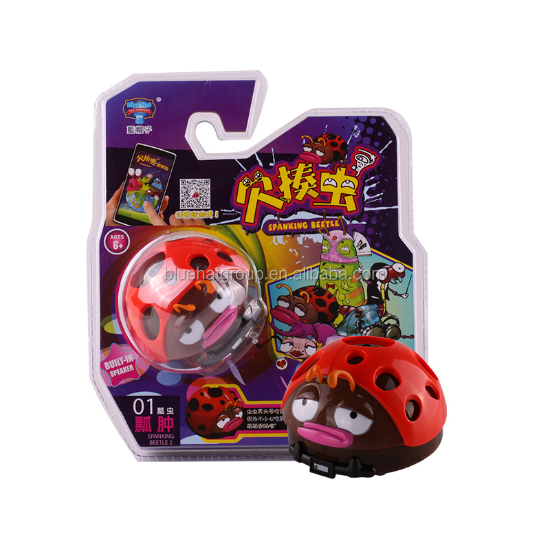 The newly designed insect electronic toy for kids