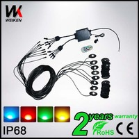 RGB Led Rock Light Kit 8