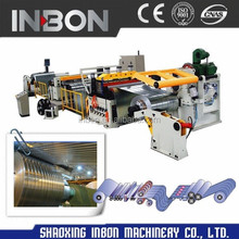 Automatic Steel Slitting Cutting Machinery For Cold Rolled Steel Coils