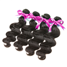 16 inch Brazilian Virgin Hair Body Wave Natural Color Brazilian Body Wave, Cheap 100% Human Hair Weave Brazilian Hair