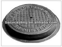 Manhole Cover FOR City Planning, Sewer
