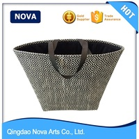 Woven Tote Straw Bag For Girl