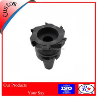 Factory Price Milling Cutter PCD End Milling Cutter of Corn Tip