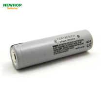 100% authentic cgr18650ch 2250mah battery for panasonic li ion cgr18650ch 2250mAh battery