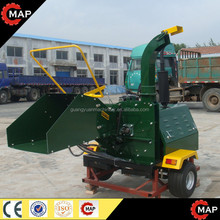 CE approved 22hp self powered Wood chipper