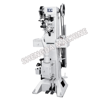 Automatic industrial sewing machines domestic for saddle leather shoes sole stitching machine