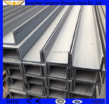UPN/IPN/UPE steel channel size