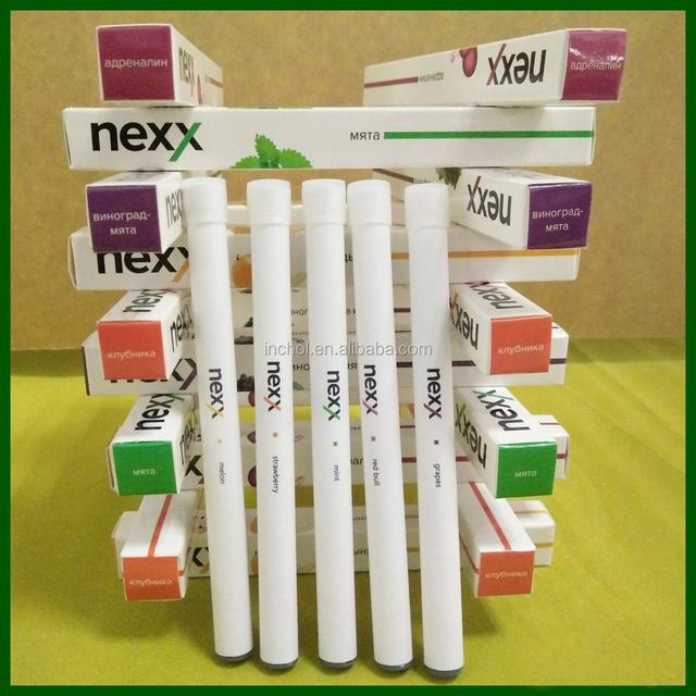 electronic cigarette manufacturer china nexx shisha hookah pen 500 puffs disposable e cigarette
