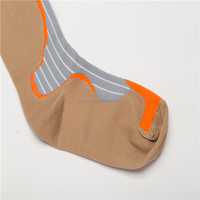 Nylon and spandex mid pressure compression socks jcpenney for swollen legs