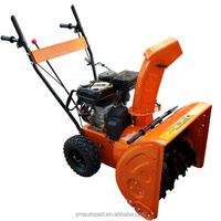HOT ! ! ! 6.5HP CE approved wheel walk mini snow blower/thrower QCW-D165