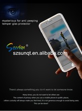 Prefect Size! Sunqt Brand 0.33mm 3D Titanium Alloy screen protector for nokia 808