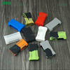 10 color in stock eco-friendly silicone protective case/wrap/cell/holder/cover/shell for 18650/26650/20700 battery