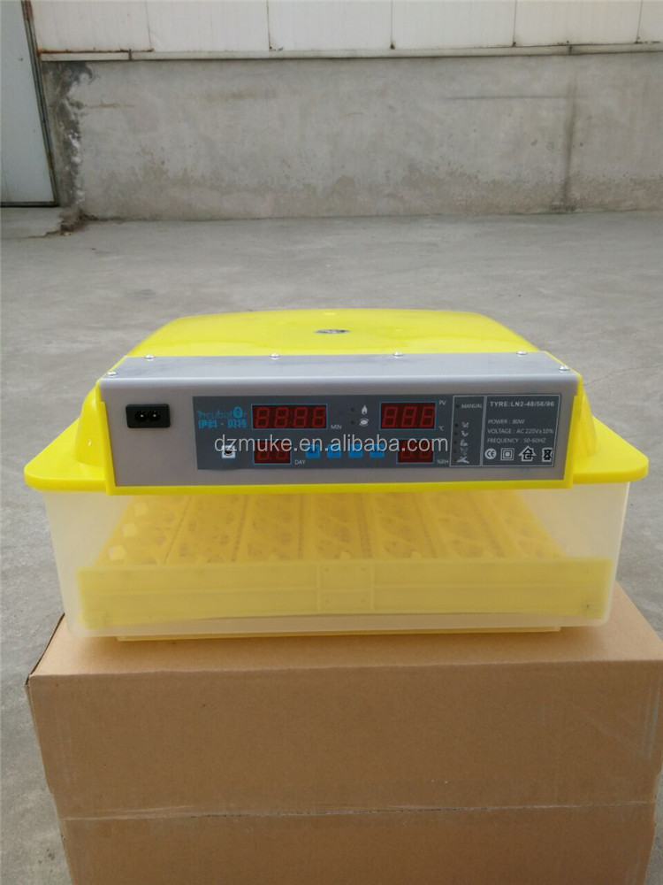 China best selling full automatic egg incubator/ Chicken breeding machine for sale
