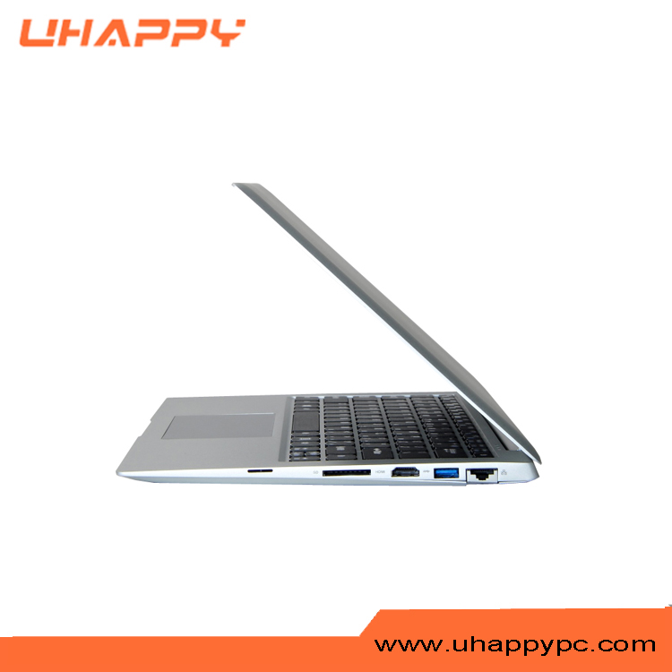 Hot sale 1080p 8G RAM 500g HDD ultra slim cheap computers laptops i3