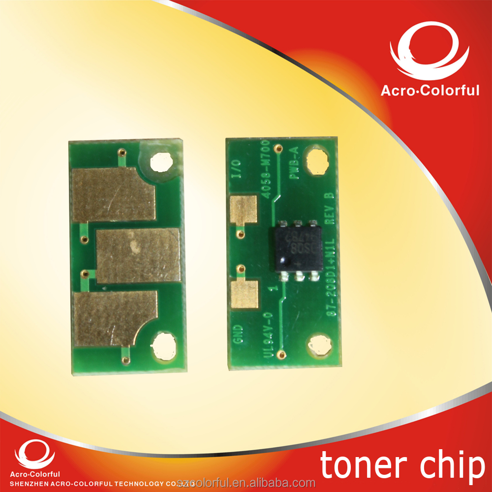 High quality Toner Cartridge Chip Reset for Konica Minolta 5440 5450 Toner Chip