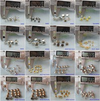 2015 wholesale metal clothing studs