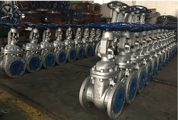 ANSI a216 WCB rising stem flexible wedge BB OS&Y flanged gate valve manufacturers