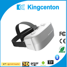 New Style All In One Virtual Reality High Quality Vr 3d Glasses Virtual Reality 3d Glasses Cheap Price