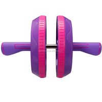 fitness equipment manufacturers Upper Body Workout Fitness Equipment Adjustable Ab Roller Abdominal Exerciser Manufacturer