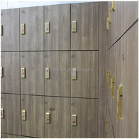 Hot sales fashionable golf personal safe locker