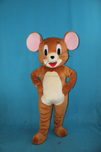 2016 high quality tom&jerry mascot costume,used mascot costumes for sale