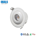 China Recessed Trimless CE TUV Ceiling Down Lamp Optional COB SMD Downlighting 7W LED Light Downlight