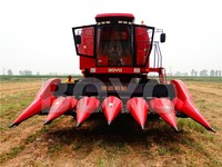 "15"" row spacin Grain harvesters for corn"