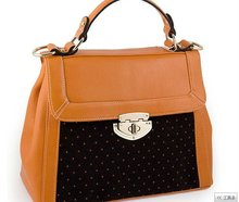 Fashion lady speedy handbag/shoulder bag/2012 new lady bag