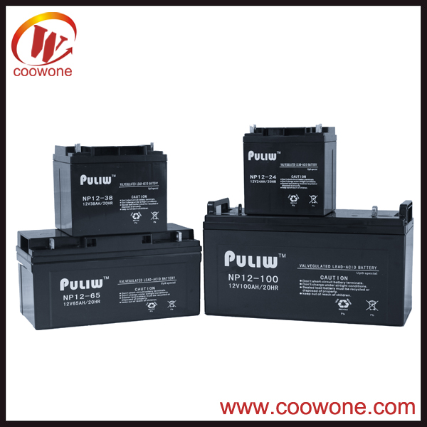 2016 Hunan Coowone 6v 2.3ah Lead Acid Battery Container