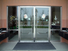 High quality solid wood double glazing lift and sliding door