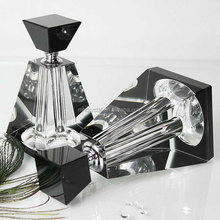 Black Crystal Glass perfume bottle MH-X0525