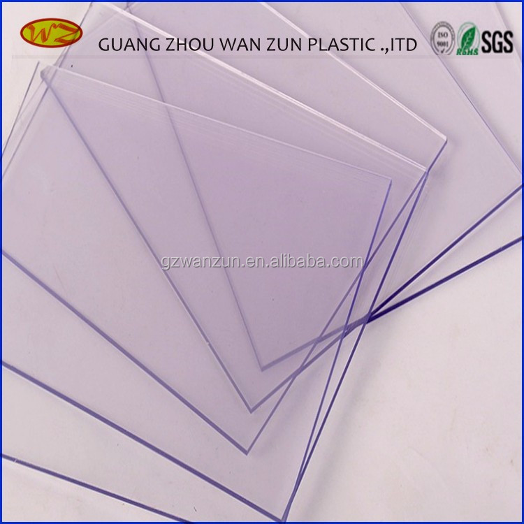 flexible Transparent PVC Sheet Material for Card