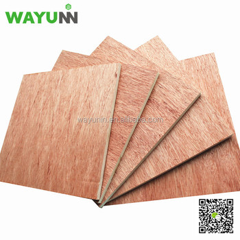 18mm Waterproof marine plywood malaysia plywood price