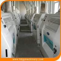 Hebei Jing Gang wheat flour mill milling machines with competitive price