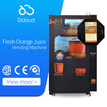 orange juicer vending machine automatic