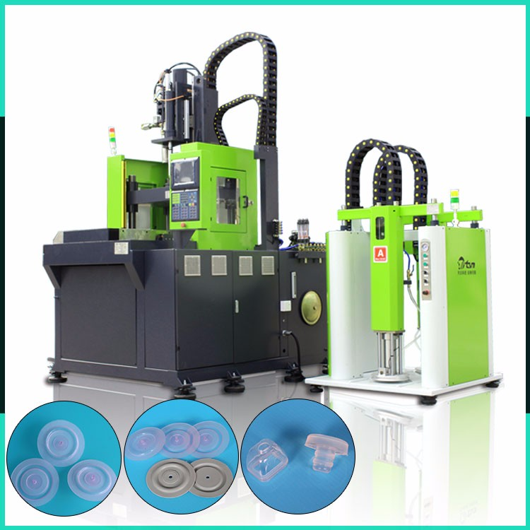 High efficiency machine for silicone sealant making