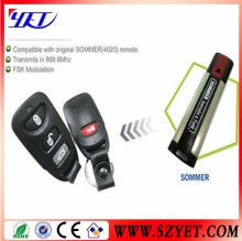 sommer compatible remote control 868.8mhz YET084