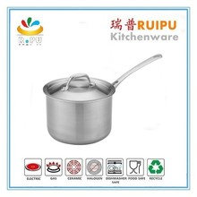 Happy baron electric pressure cooker stainless steel inner pot non stick cookware sauce pots from zhejiang jinhua