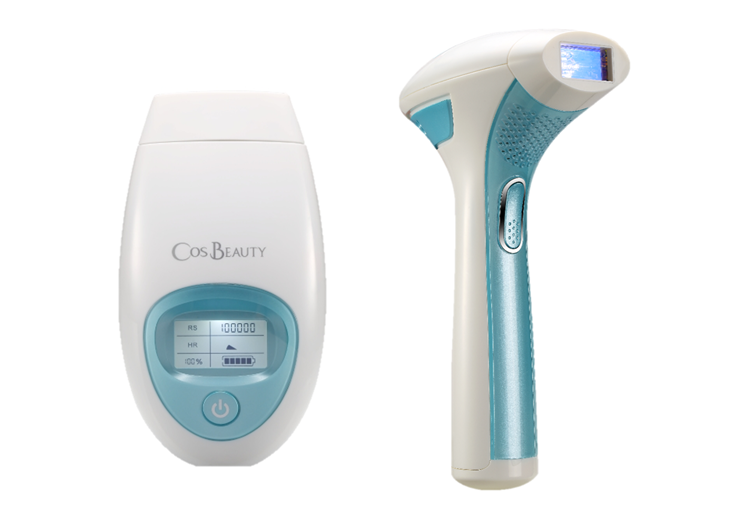 CosBeauty 2017 Japan popular lowest price cosmetic professional hair removal home FDA cleared IPL laser