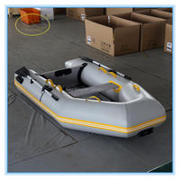 Hot selling high quality large inflatable boat pvc inflatable rib boats