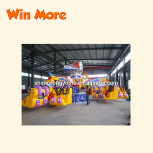 fairground great fun cheap used amusement park rides equipment, children game energy storm theme ride for sale