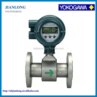 Flange Type Yokogawa Electric Conductive Magnetic Liquid Flow meter